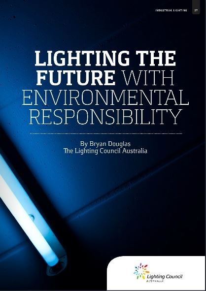 Lighting the future with environmental responsibility